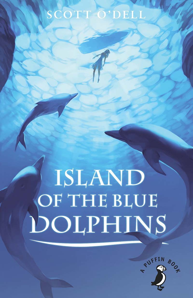Island of the Blue Dolphins - Jacket