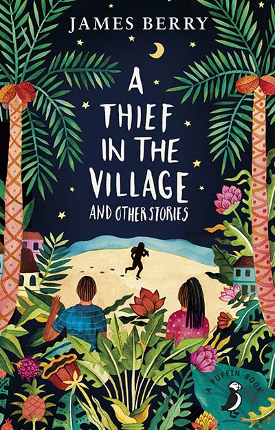 A Thief in the Village - Jacket