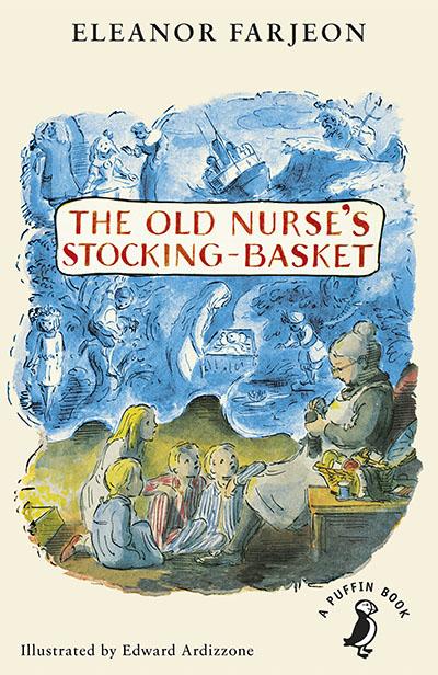 The Old Nurse's Stocking-Basket - Jacket