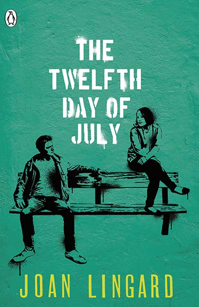 The Twelfth Day of July - Jacket