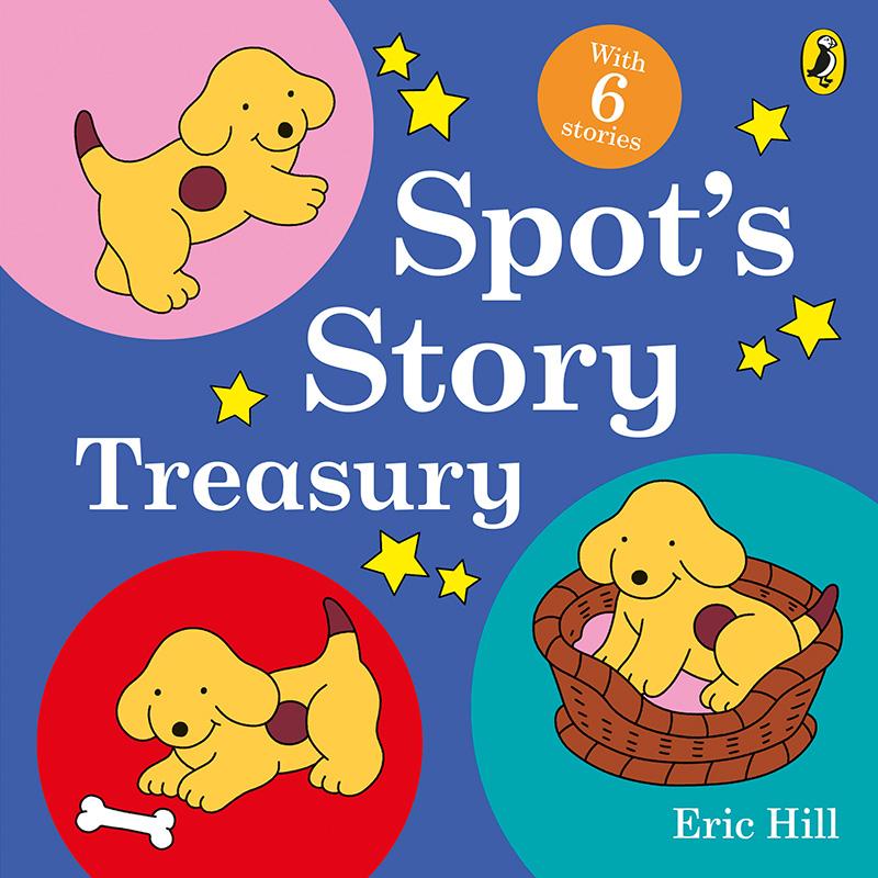 Spot's Story Treasury - Jacket