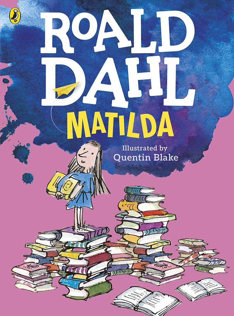 Matilda (Colour Edition) - Jacket