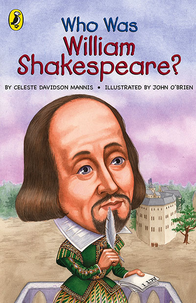Who Was William Shakespeare? - Jacket