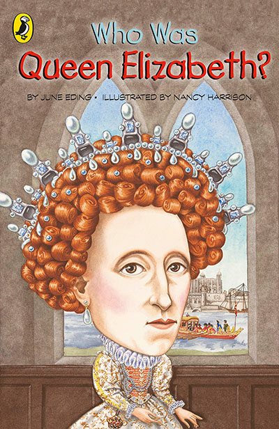 Who Was Queen Elizabeth I? - Jacket