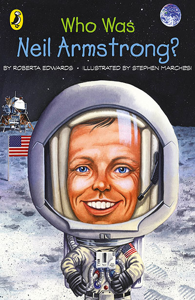Who Was Neil Armstrong? - Jacket