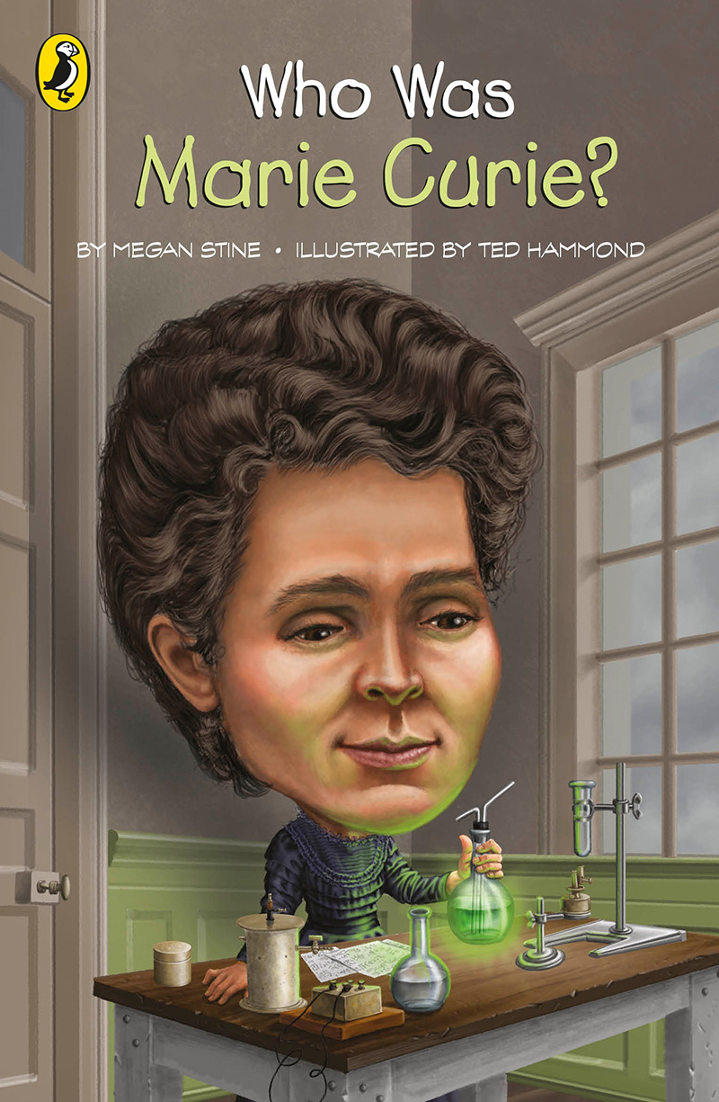 Who Was Marie Curie? - Jacket