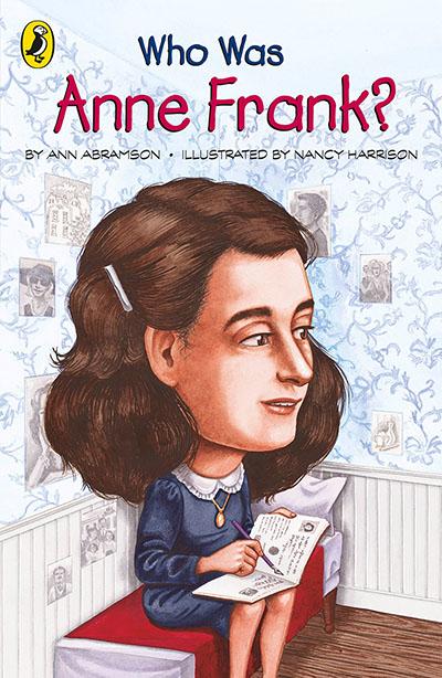 Who Was Anne Frank? - Jacket