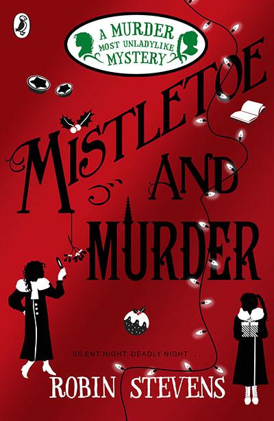 Mistletoe and Murder - Jacket