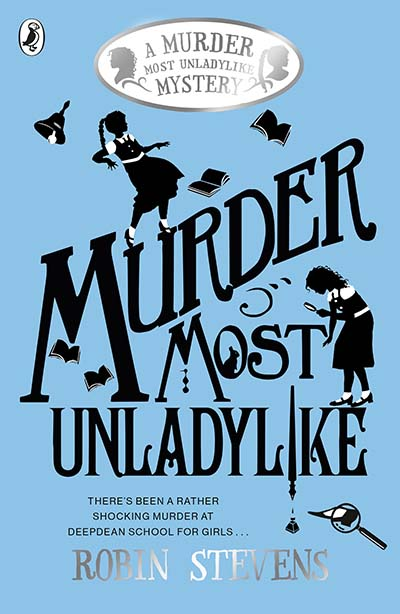 Murder Most Unladylike - Jacket