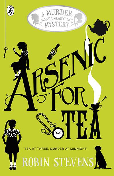 Arsenic For Tea - Jacket