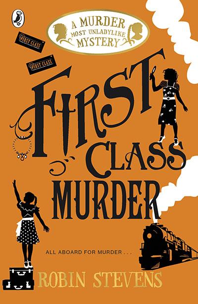 First Class Murder - Jacket