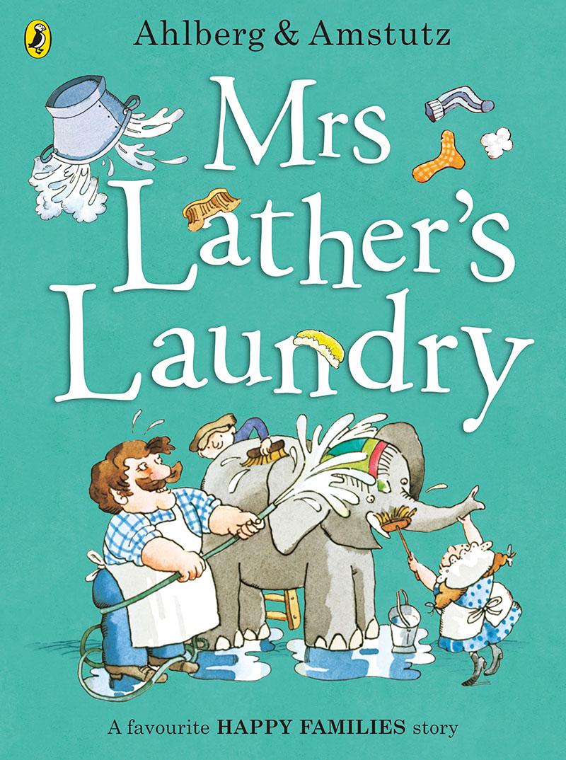 Mrs Lather's Laundry - Jacket