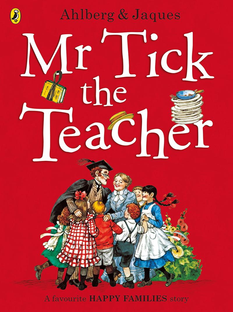 Mr Tick the Teacher - Jacket