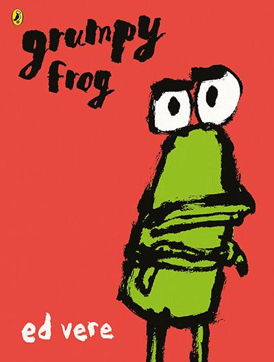 Grumpy Frog - Jacket