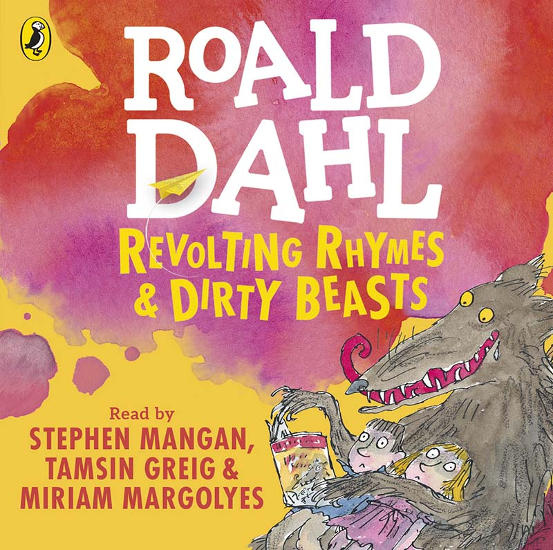 Revolting Rhymes and Dirty Beasts - Jacket