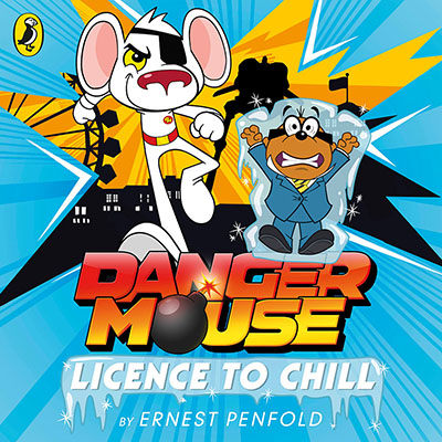Danger Mouse: Licence to Chill - Jacket