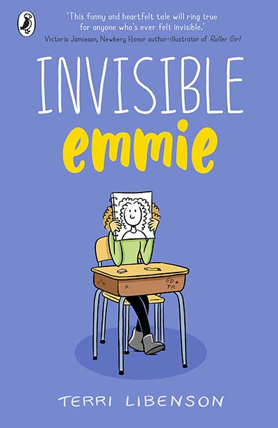 Invisible Emmie - Jacket