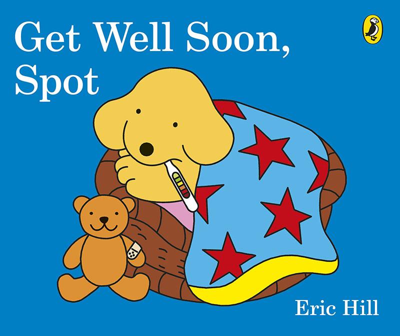 Get Well Soon, Spot - Jacket