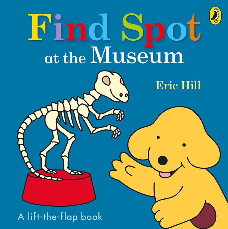 Find Spot at the Museum - Jacket