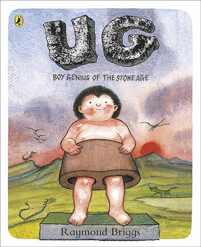 UG: Boy Genius of the Stone Age and His Search for Soft Trousers - Jacket