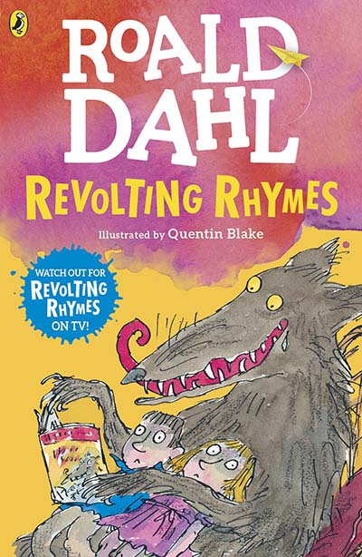 Revolting Rhymes - Jacket