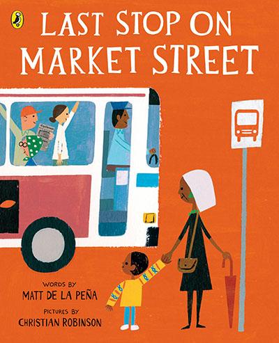 Last Stop on Market Street - Jacket