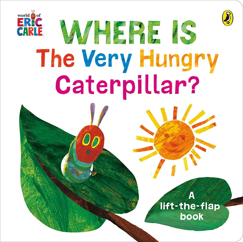 Where is the Very Hungry Caterpillar? - Jacket