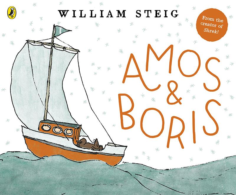 Amos & Boris - Jacket