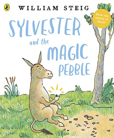 Sylvester and the Magic Pebble - Jacket