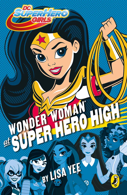 DC Super Hero Girls: Wonder Woman at Super Hero High - Jacket