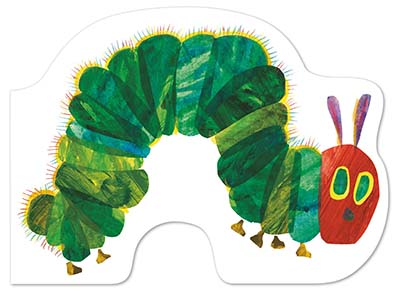 All About the Very Hungry Caterpillar - Jacket