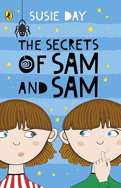 The Secrets of Sam and Sam - Jacket