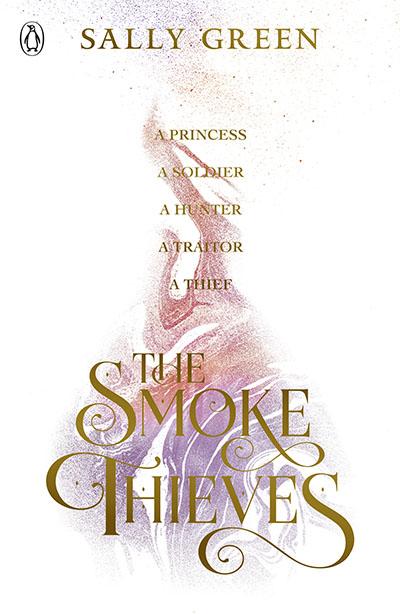 The Smoke Thieves - Jacket