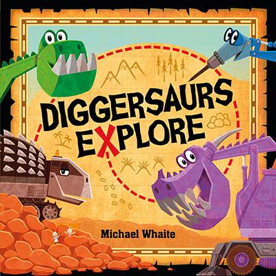 Diggersaurs Explore - Jacket
