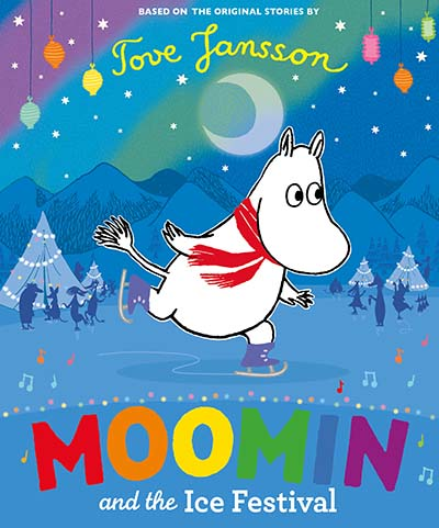 Moomin and the Ice Festival - Jacket