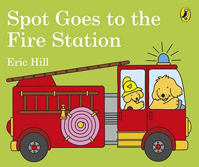 Spot Goes to the Fire Station - Jacket