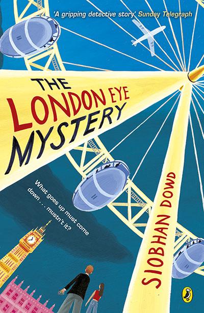 The London Eye Mystery - Jacket