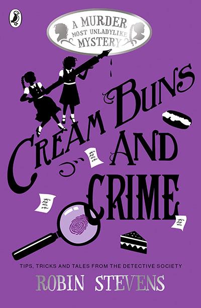 Cream Buns and Crime - Jacket