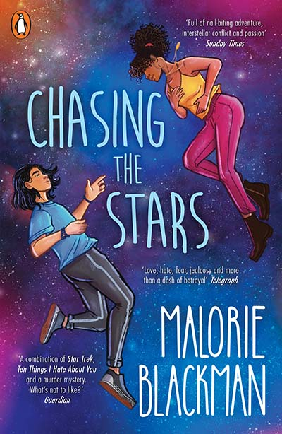 Chasing the Stars - Jacket