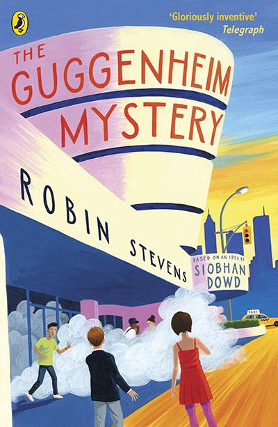 The Guggenheim Mystery - Jacket