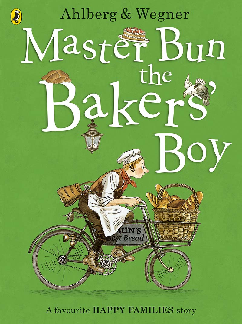 Master Bun the Bakers' Boy - Jacket
