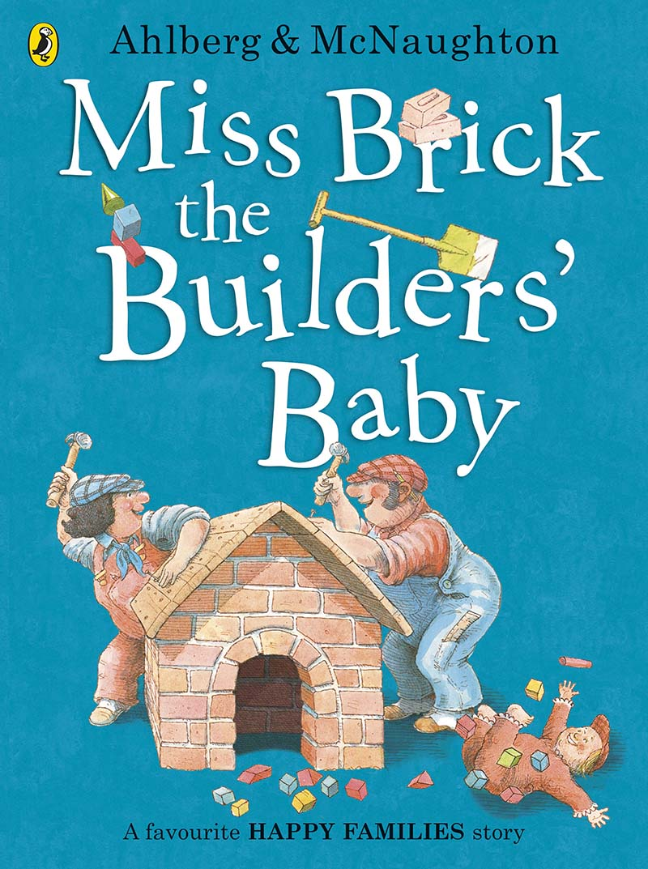 Miss Brick the Builders' Baby - Jacket