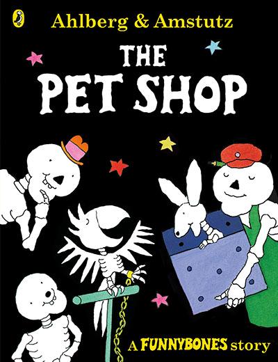 Funnybones: The Pet Shop - Jacket
