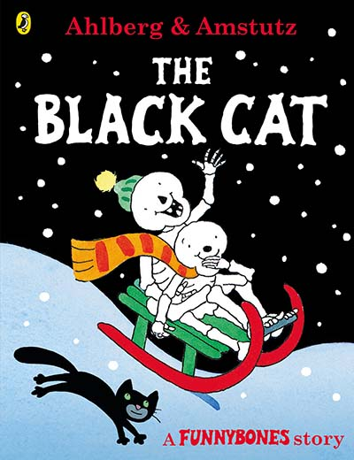 Funnybones: The Black Cat - Jacket