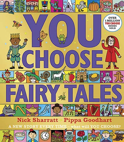 You Choose Fairy Tales - Jacket