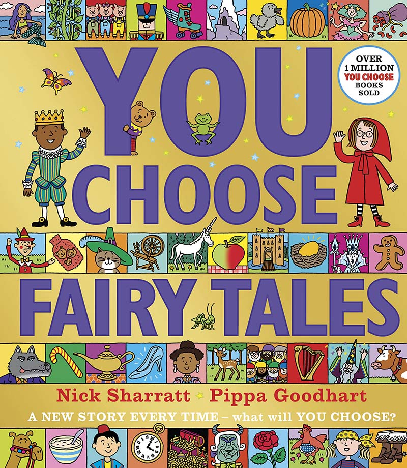Pippa Goodhart and Nick Sharratt