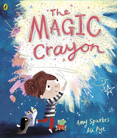 The Magic Crayon - Jacket