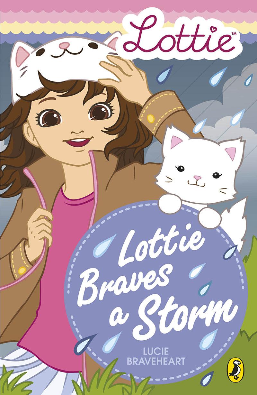 Lottie Dolls: Lottie Braves a Storm - Jacket