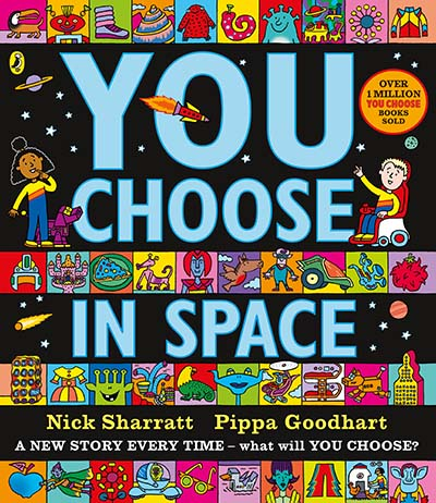 You Choose in Space - Jacket