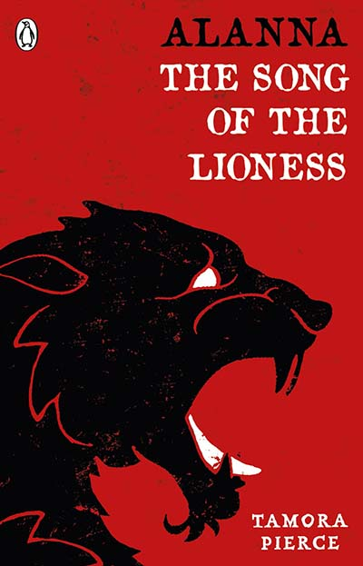 Alanna: The Song of the Lioness - Jacket